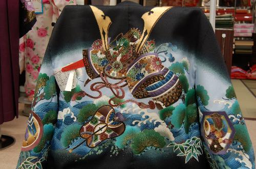 男児着物、羽織セット 1 Sale【369】