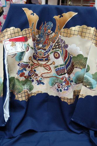 男児着物、羽織セット 2 Sale【368】