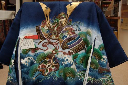 男児着物、羽織セット 4 Sale【366】