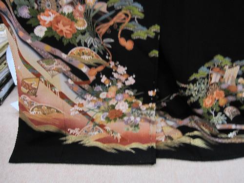 黒留袖セットレンタル2Ⅼサイズ Sale【230】