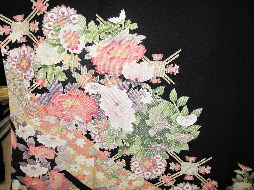 黒留袖レンタルセット【227】