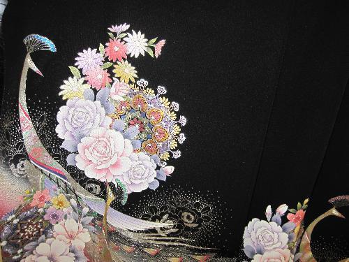 黒留袖レンタルセット【226】