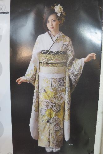 「桂由美」振袖 Sale【138】