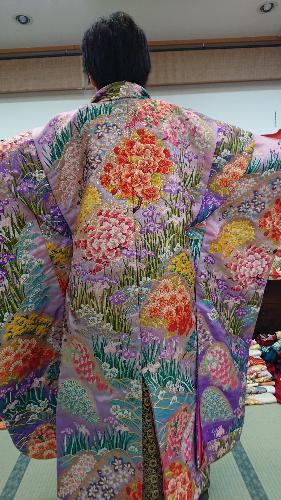 「バサラ」 パープル紫【022】