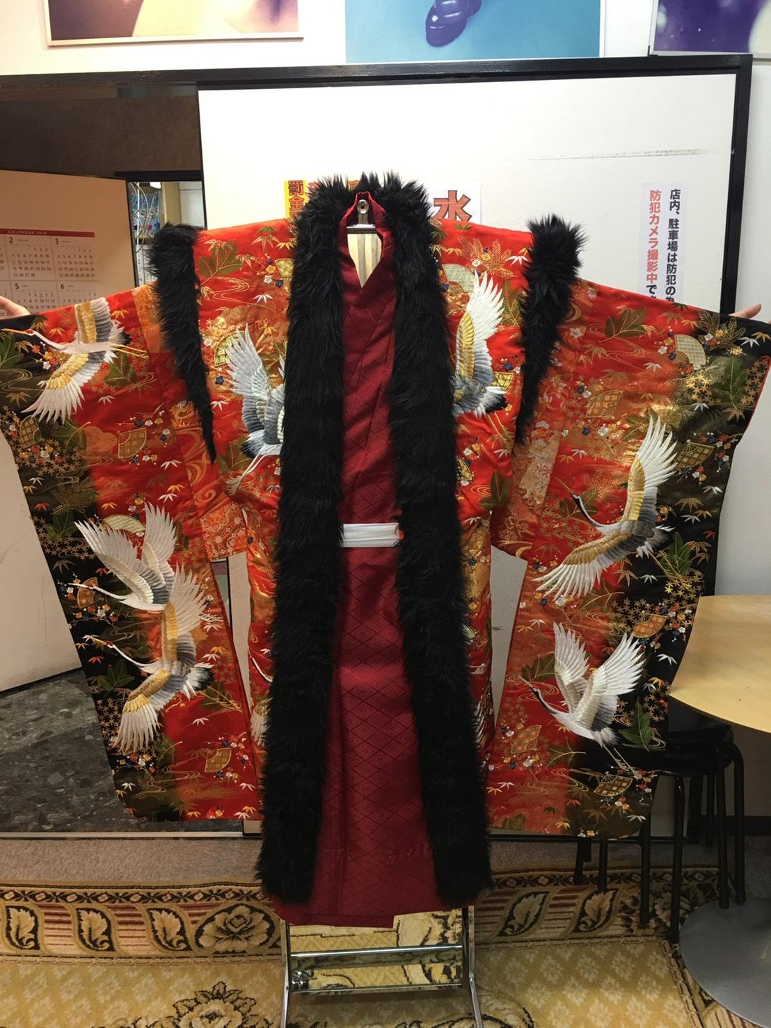 男性羽織・袴【450】