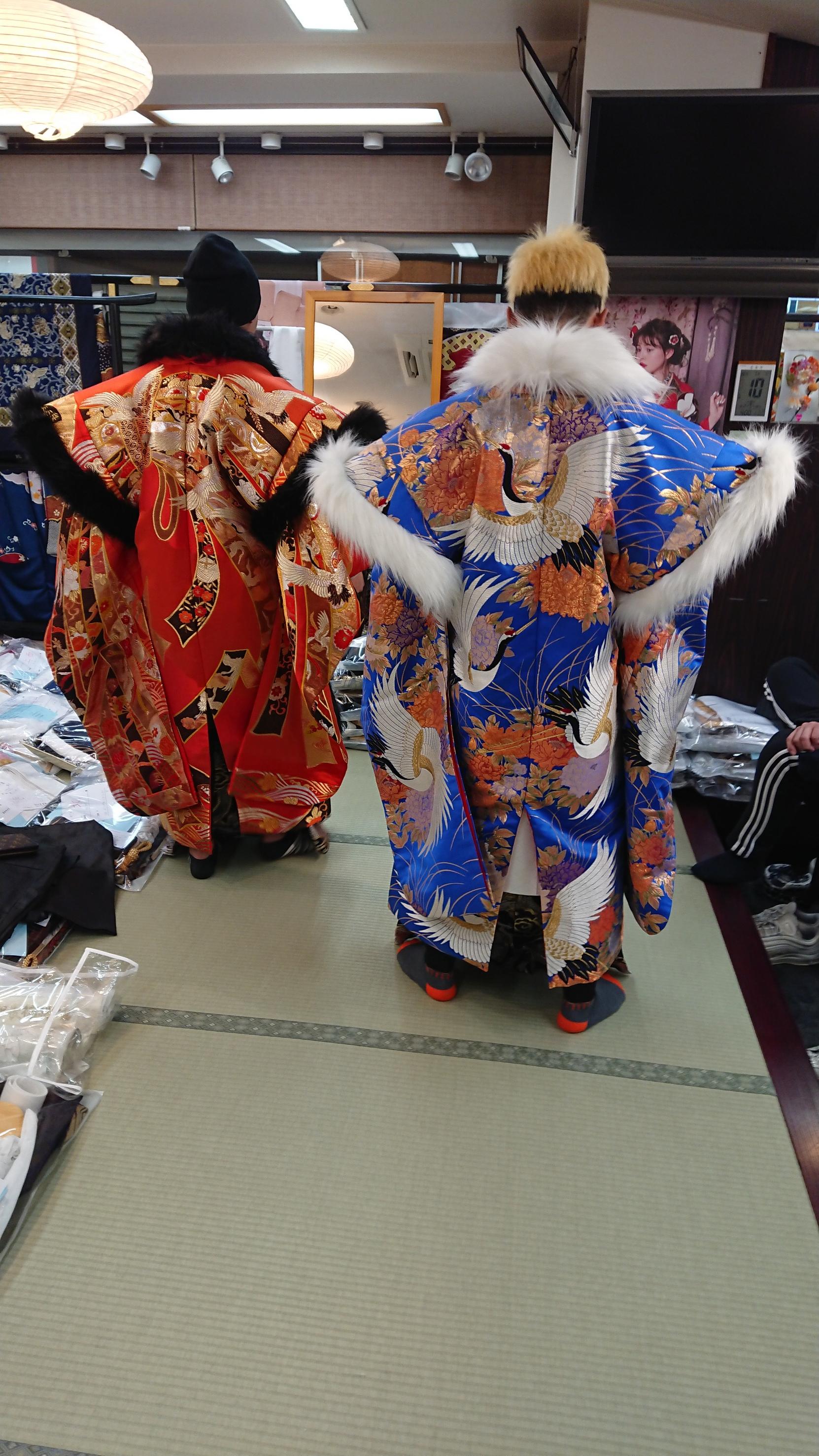 男性羽織・袴【451】