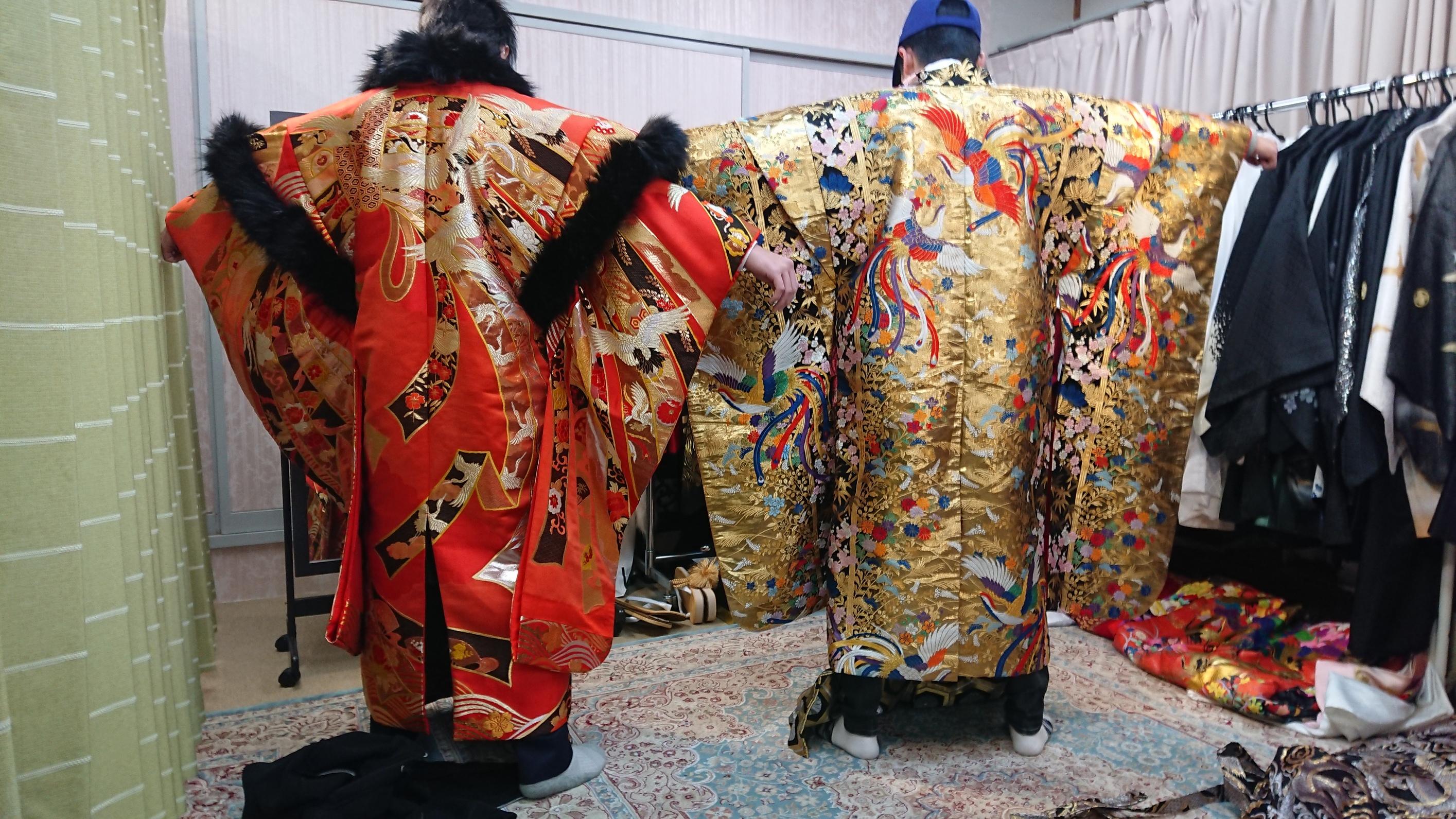 男性羽織・袴【449】