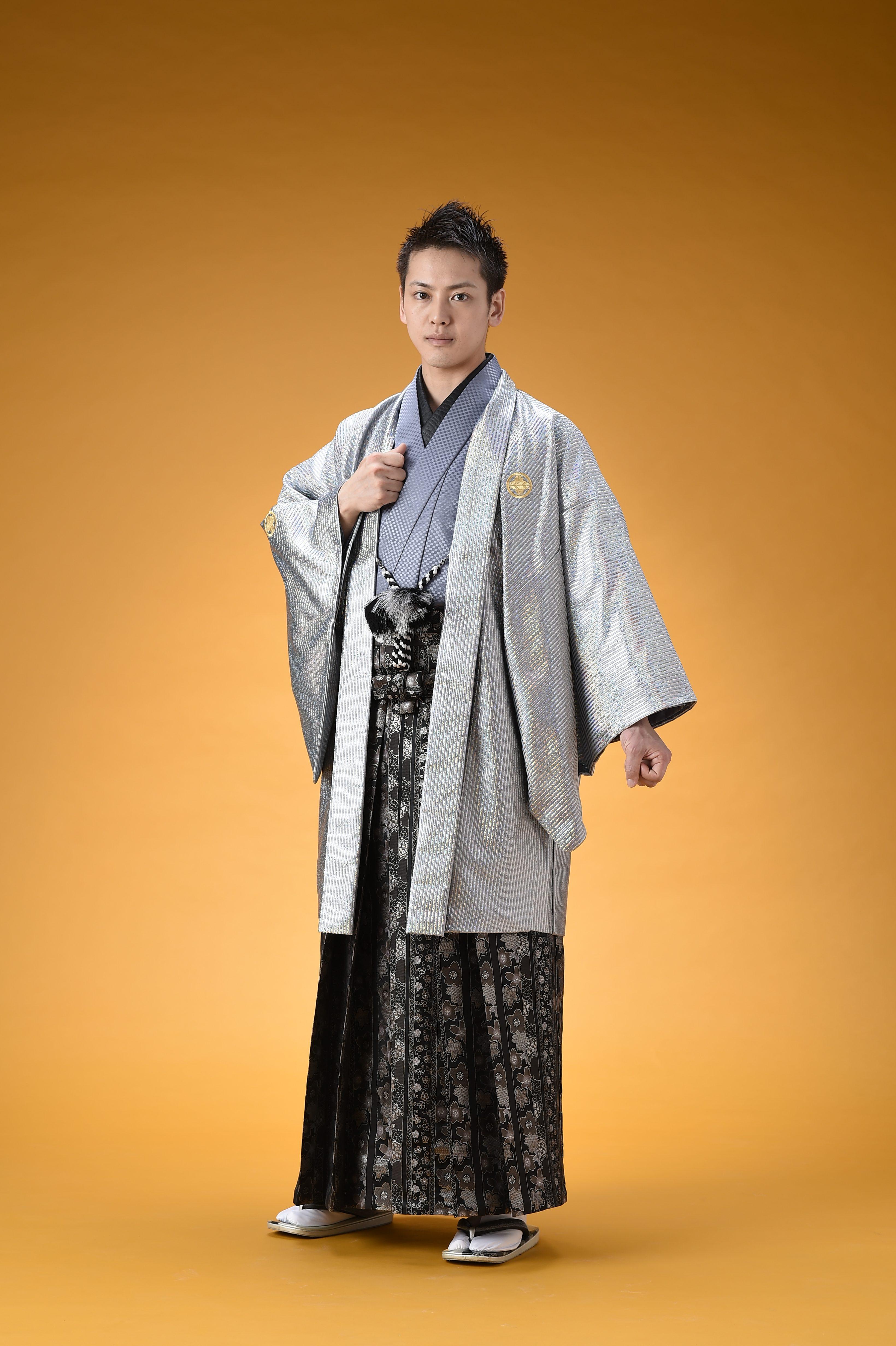 男性羽織・袴【499】