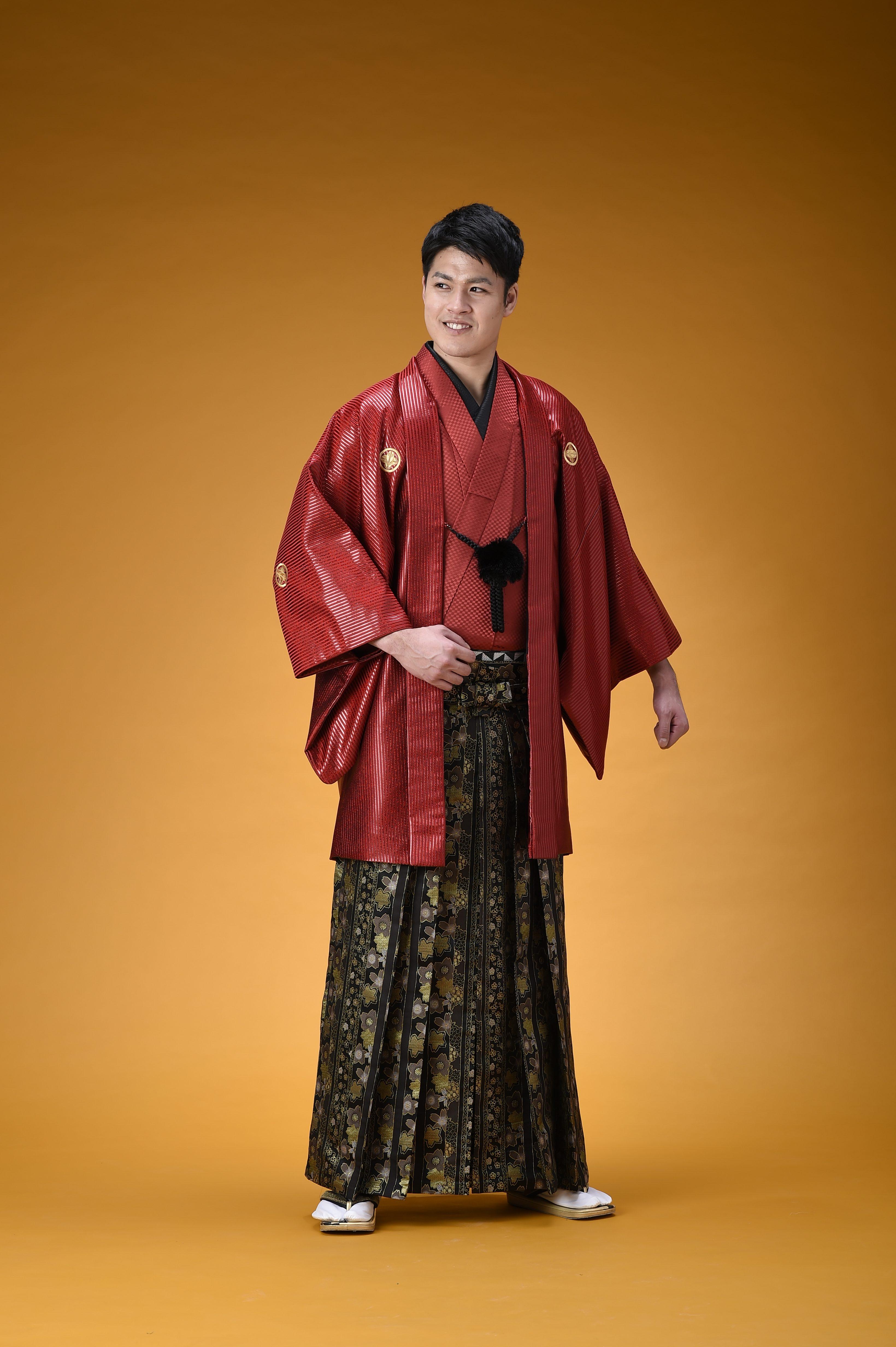 男性羽織・袴【500】