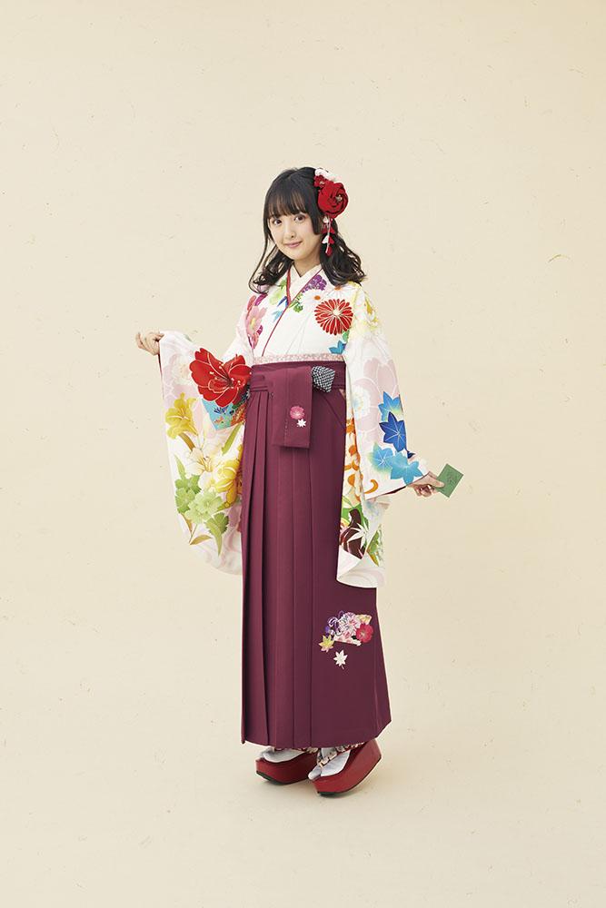 卒業袴・小袖【607】