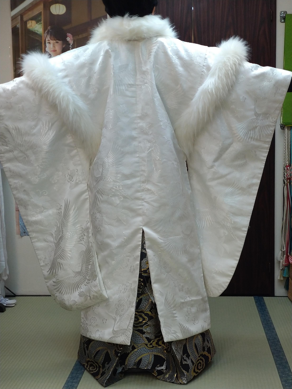 男性羽織袴【636】