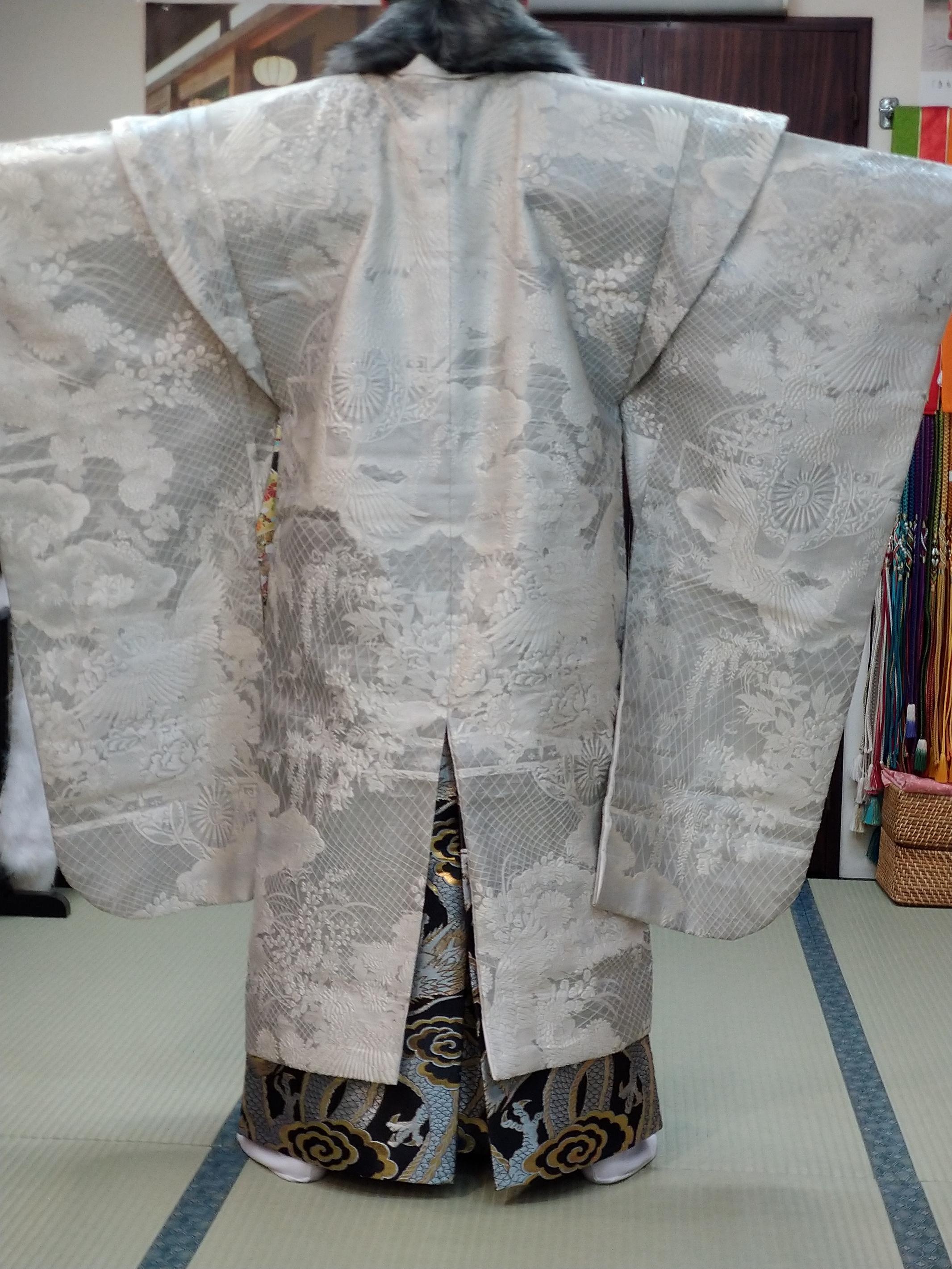 男性羽織袴【635】